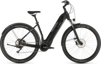 """CUBE Nuride Hybrid Pro 625 Allround E-Mountainbike 29"""" schwarz"""