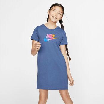 Nike Sportswear Big Kleid Mädchen blau