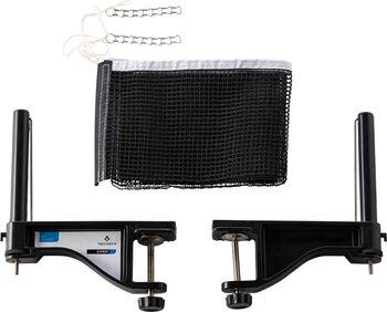 TECNOPRO TEC 5000 Tischtennis Netzgarnitur schwarz