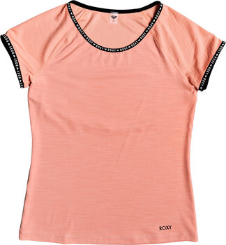 Roxy Young And Beautiful T-Shirt Damen pink