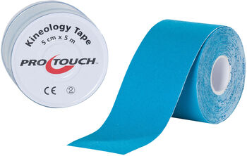 PRO TOUCH Kineologie Tape blau