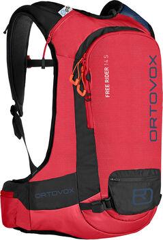 ORTOVOX Free Rider 14 S Tourenrucksack pink