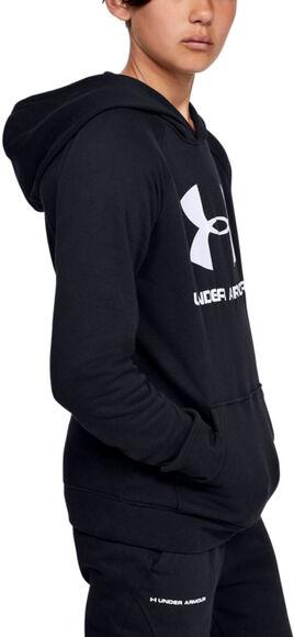 Rival Logo Hoodie