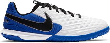 Nike Tiempo Legend 8 Academy IC Hallenfußballschuhe weiß