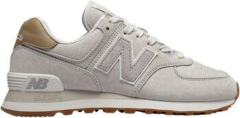 New Balance WL574 Damen grau