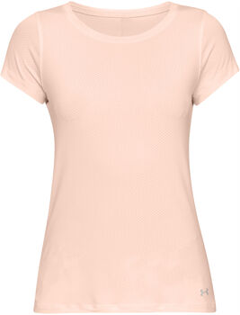 Under Armour HG Armour SS T-Shirt Damen orange