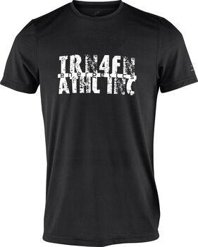ENERGETICS Tommi T-Shirt Herren schwarz