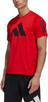 adidas Freelift T-Shirt Herren rot