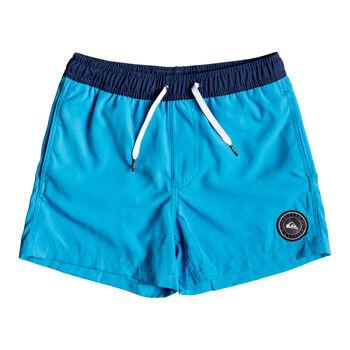 Quiksilver Glitch Volley 13 Badeshorts blau