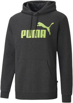 Puma ESS Fl Hoodie Herren schwarz