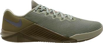 Nike Metcon 5 Fitnessschuhe Herren grün