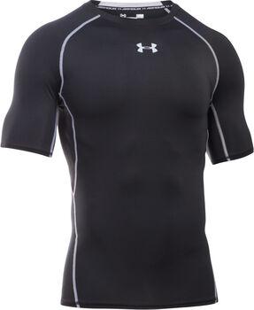 Under Armour Compression T-Shirt Herren schwarz