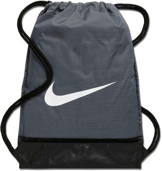 Nike BRSLA Gymsack Trainingsbeutel grau