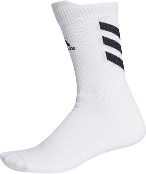 ADIDAS Alphaskin Crew Socken weiß
