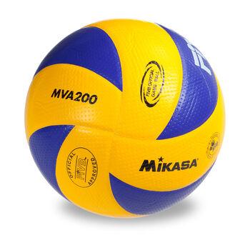 Mikasa MVA 200 Hallen-Volleyball cremefarben