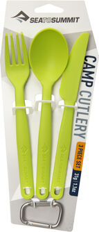 Camp Cutlery 3-tlg Camping Besteck