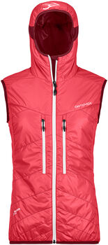 ORTOVOX Laravella Gilet Damen orange