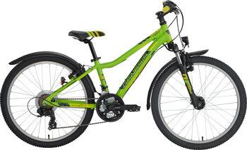 "GENESIS HOT 24 ATB Fahrrad 24"" grün"