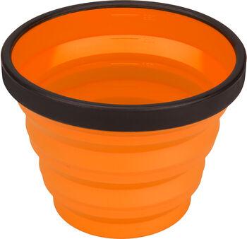 Sea to Summit X-Cup Becher orange