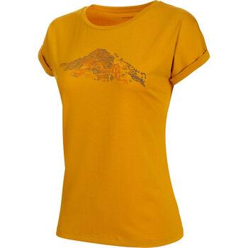 MAMMUT Mountain T-Shirt Damen gelb