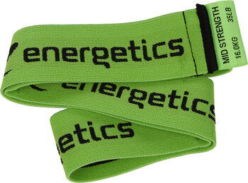 ENERGETICS Comfort Gymnastikband grün
