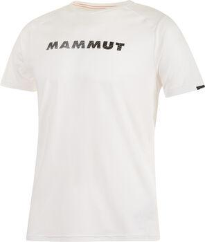 MAMMUT Splide Logo T-Shirt Herren weiß