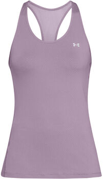 Under Armour HG Racer Tanktop Damen lila