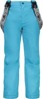 CMP Salopette Skihose blau