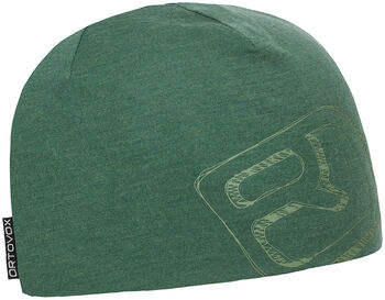 ORTOVOX 145 Ultra Mütze grün