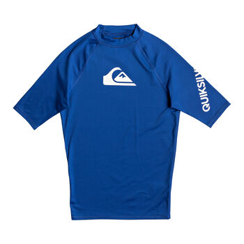 QUIKSILVER All Time SS blau