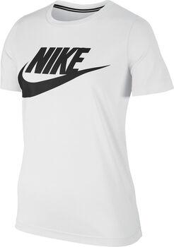Nike Nsw Essntl Hbr T-Shirt Damen weiß