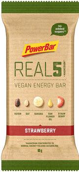 PowerBar  Real5 Vegan Engergy Riegel  rot