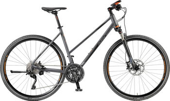 KTM Legarda Race Crossbike Damen grau