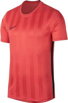Nike Breathe Academy T-Shirt Herren orange