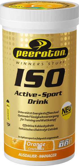 ISO ActiveSport Drink