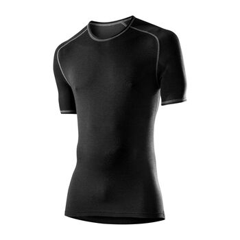LÖFFLER TRANSTEX® WARM T-Shirt Herren schwarz