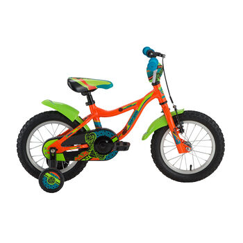 "GENESIS MX Mountainbike 14"" orange"