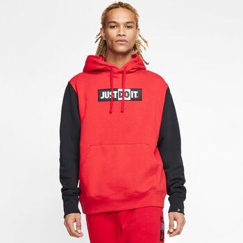 Nike Sportswear JDI Hoodie Herren rot