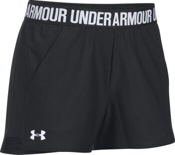 Under Armour Play Up Trainingshose Damen schwarz