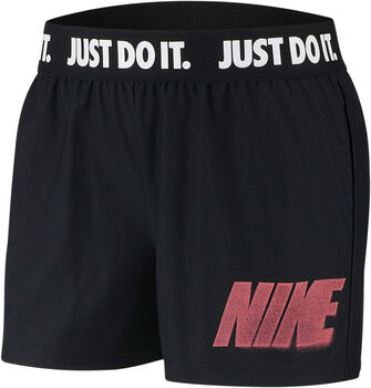 Nike Rebel Shorts Damen schwarz