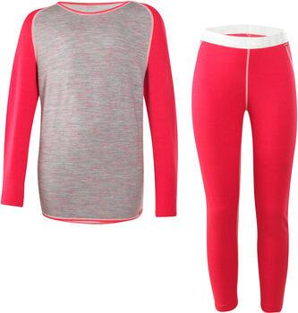 LÖFFLER Transtex® Warm Unterwäschenset pink