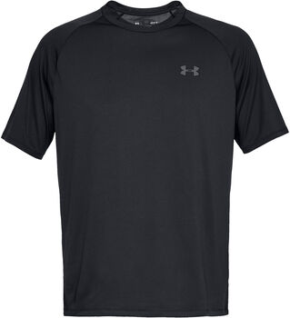 Under Armour Tech SS Tee T-Shirt Herren schwarz