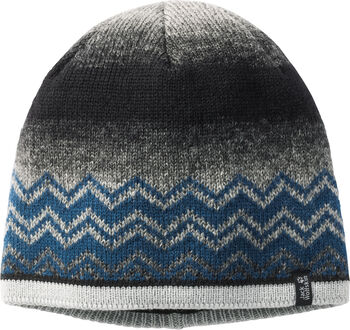 Jack Wolfskin Nordic Shadow Mütze blau