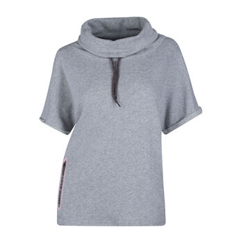 GUESS Da. Sweatshirt Damen grau