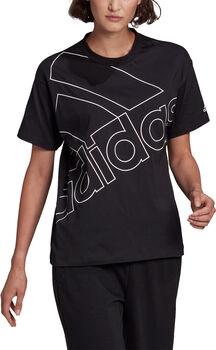 adidas FAV Q1 T-Shirt Damen schwarz