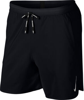Nike Dri-FIT Flex Stride 2-in-1 Shorts Herren schwarz