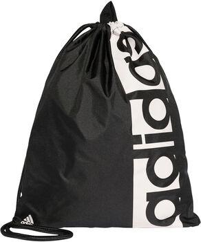 adidas Linear Performance Sportbeutel schwarz
