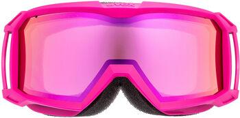Uvex FlizzFM Skibrille pink