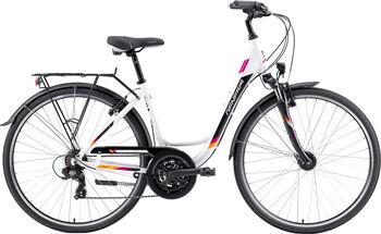 "GENESIS Touring 2.1 Trekkingbike 28"" Damen weiß"