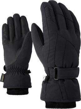 Ziener Karma GTX Skihandschuhe Damen schwarz